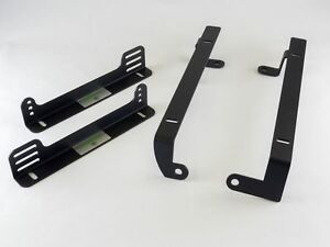 PLANTED SEAT BRACKET FOR 1990-1996 NISSAN 300ZX DRIVER SIDE MOUNT SEATS ONLY