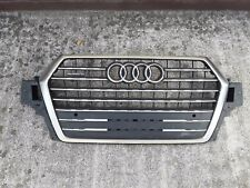 AUDI Q7 2015-2018 MAIN GRILLE / CENTER GRILL / FRONT GRILLE 4M0 853 651 F