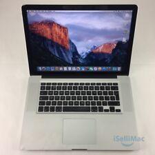 "Apple 2012 MacBook Pro 15"" 2.3GHz I7 500GB 8GB MD103LL/A + C Grade + Warranty!"