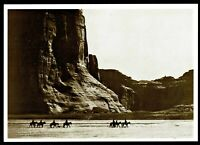 ⫸ 962 Postcard Canyon de Chelly – Navajo Canyon Arizona AZ 1904 Photo – NEW