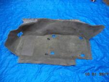 CORVETTE 1997 - 2004 Carpet molded OEM, LH side only, Light Gray