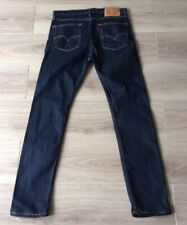 LEVIS 510 JEANS SKINNY FIT SIZE 31 x 30 VGC MADE IN MEXICO