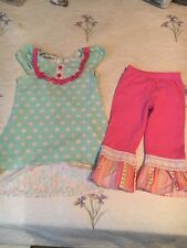 Ricrac Ruffles Size 8 Outfit