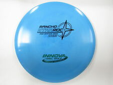 Innova Star Rancho Roc Lightweight 166g Blue w/ Black/Green Stamp -New