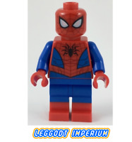 LEGO Minifigure - Spider-man - Marvel blue eye spider sh536 FREE POST