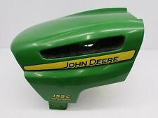 JOHN DEERE 155C HOOD GX21809 115 LA100 LA120 LA175 X120 W/ AIR PLENUM GX21818