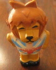 World Cup Willie 1966 Mascot + Badge