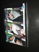 2017 Bowman Chrome Mega Box Torres-Frazier-Sheffield NY Yankees Talent Pipeline