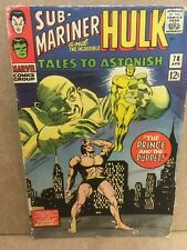 Marvel Comic Tales To Astonish #77 April 1966