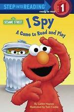 NEW I Spy: A Game to Read and Play (Step into Reading, Step 1, paper)