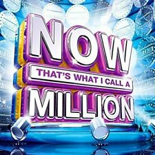 Now Thats What I Call A Million 3 CD Teh Killers Sam Smith George Ezra