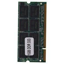 L9M8 1GB 1G DDR RAM Memory Laptop 333MHZ PC2700 NON-ECC PC DIMM 200 Pin A3Q1 G0U
