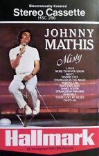 Johnny Mathis - Misty  Audio Cassette