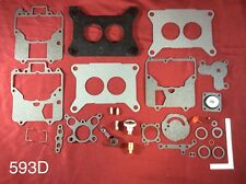FORD MOTORCRAFT 2150 2 BARREL 2BBL CARBURETOR REBUILD KIT, MADE IN U.S.A!