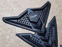 Top Quality 3D Mini Rubber Motorbike Motorcycle Tank Pad Triumph