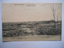 """CPA """"Chemin des Dames - Le moulin de Laffaux"""""""