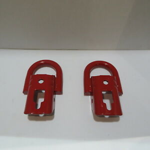 Red Ford F-150 Tow Hooks FL3Z-17N808-A