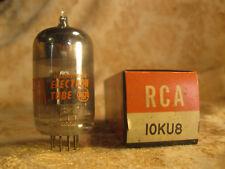10Ku8 Rca Vintage Vacuum Tube, (New In Box / New Old Stock) Nib Nos