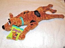 "NEW WITH TAGS SCOOBY DOO 15"" LONG PLUSH CARTOON NETWORK"