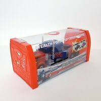 Transformers Stealth Force Optimus Prime Hasbro Speed Stars Automatic Transform