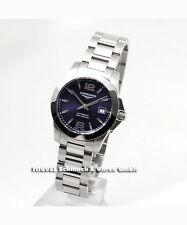 Longines Quarz-Armbanduhren (Batterie) im Luxus-Stil mit Datumsanzeige