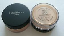 BARE MINERALS MATTE SPF 15 FOUNDATION - CHOOSE YOUR SHADE - FREE UK POST