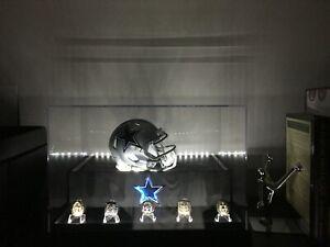 Dallas Cowboys Replica Ring Display Case- Lights Up !!!!!