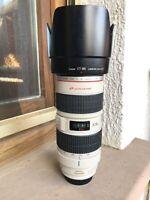 Canon EF 70-200mm F/2.8L IS USM Objektiv + Gut!!