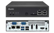 Shuttle XPC DS61 Small Form Factor PC with with Intel I5 4590 CPU bare-bone