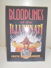 BLOODLINES of the ILLUMINATI Fritz Springmeier Occult Satanic Secret Cults BOOK