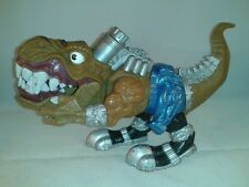 STREET Sharks-Street Wise-RARE Action Figure-Extreme Dinosauri-T-Bone 1997