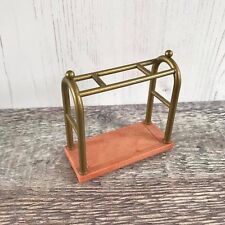Sylvanian Families Regency Grand Hotel Spares | Porter Trolley Luggage Cart x 1