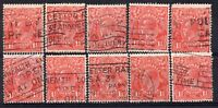 AUSTRALIA = GV 1-1/2d `Head`. 1926/30. Used. Unchecked for Shades, etc. (m)