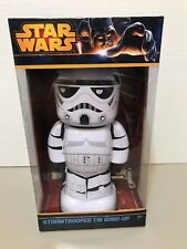 Pottery Barn Kids Star Wars Wind Up Tin Storm Trooper Toys