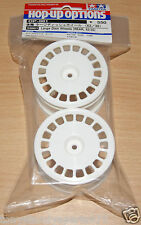 Tamiya 53881 Large Dish Wheels (4WD/REAR, 62/35) (DF03/DF-03MS/Dark Impact) NIP