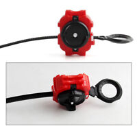 3 Color BEYBLADE Burst Starter B48 B66 Launcher Rapidity Fight Master Accessory