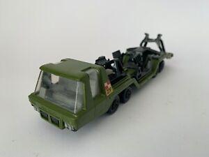 Matchbox Super Kings Transporter K-13-2 K-114 Army Green Military