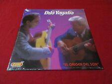 DUO YAYABO EL ORIGEN DEL SON 1986 VINYL LP RECORD CUNI RECORDS