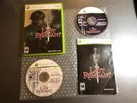 The Last Remnant (Microsoft Xbox 360, 2008) Game Complete CIB W/ Manual