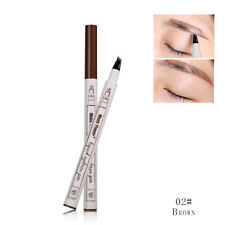 New Microblading Tattoo Eyebrow Ink Pen Black Brown Chestnut 3 Colors