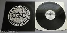 Gong-Camembert Electrique UK VIRGIN 1st Press LP