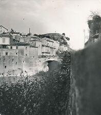VAISON-LA-ROMAINE c. 1930 - Le Village  Pont Romain  Vaucluse - DIV 8877