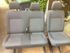 vw transporter kombi rear seats 2+1