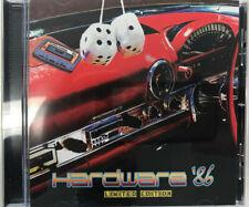 Hardware '86 cd 500 ltd cd new retro wave aor David A Saylor LeBrock Work Of Art