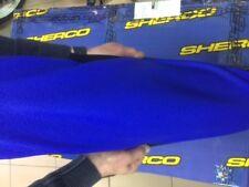 funda de asiento 250/300 sherco sixdays 2018 azul con adherentes