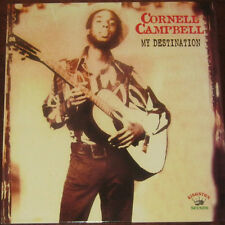 CORNELL CAMPBELL  MY DESTINATION NEW CD £9.99