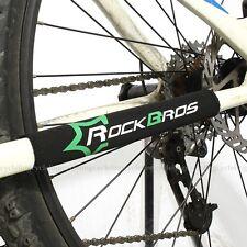 2PCS RockBros Neoprene Bike Bicycle Frame Protector Chain Stay Guard Cover Pad