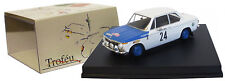 Trofeu 1706 BMW 2002 Monte Carlo Rally 1969 - T Makinen 1/43 Scale