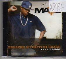 (CM142) Mase, Breathe Stretch Shake ft P Diddy - 2004 DJ CD