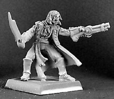 Mister Blood Razig Captain Reaper Miniatures Warlord Undead Skeleton Pirate Crew